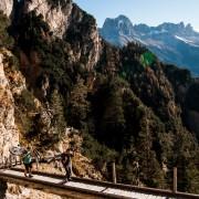 MTB Südtirol Brücken