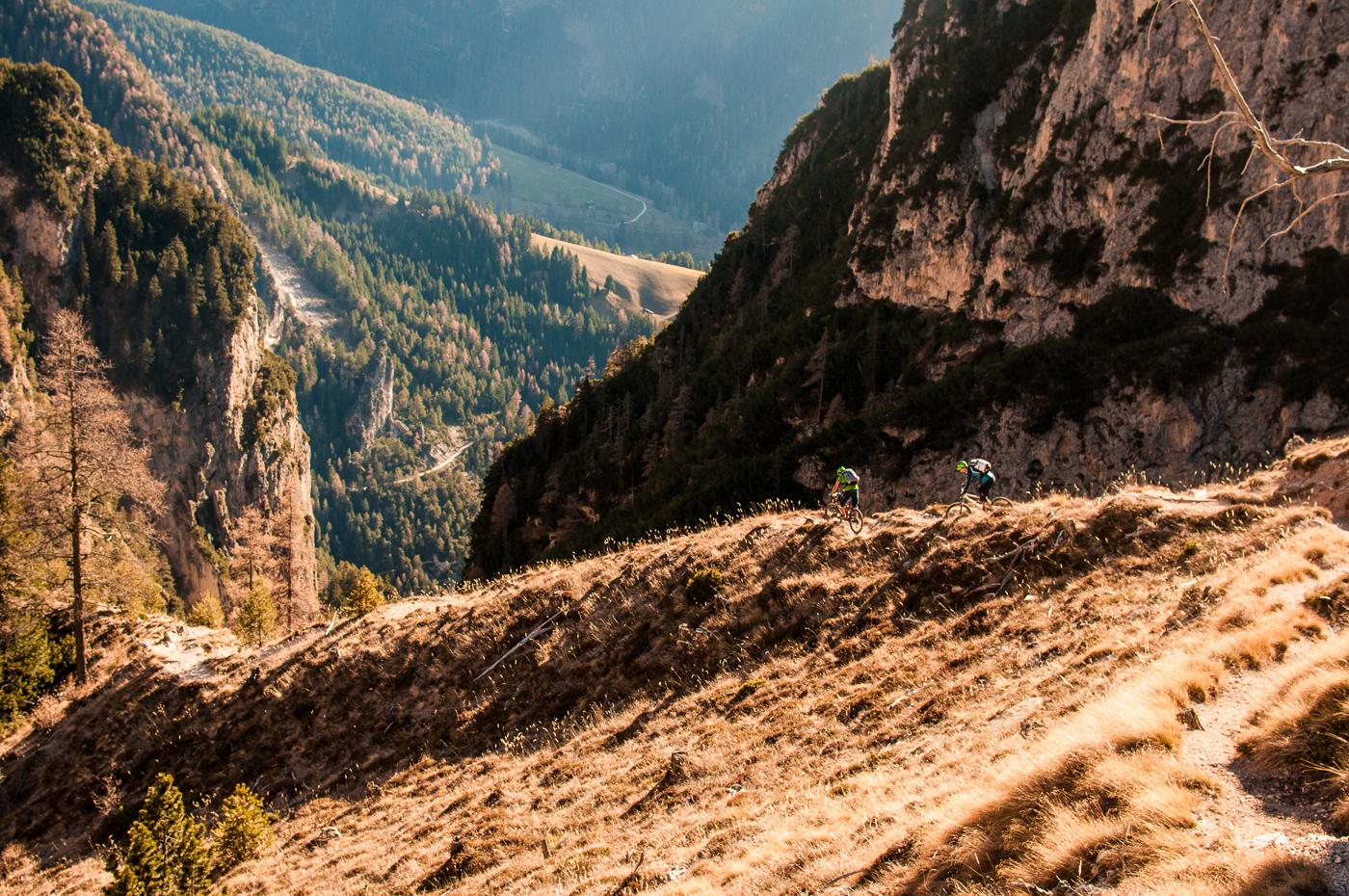 Trail Enduro MTB Südtirol Nikolaus